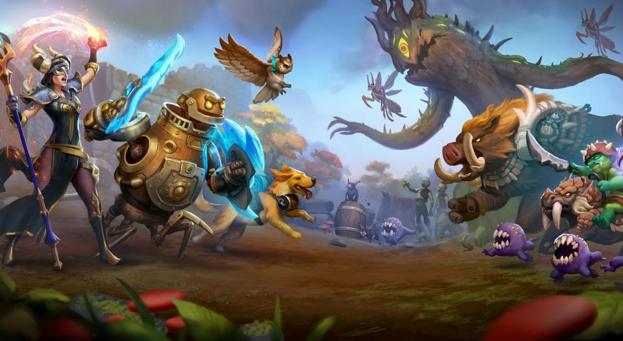 Torchlight Frontiers is now Torchlight 3 on Steam