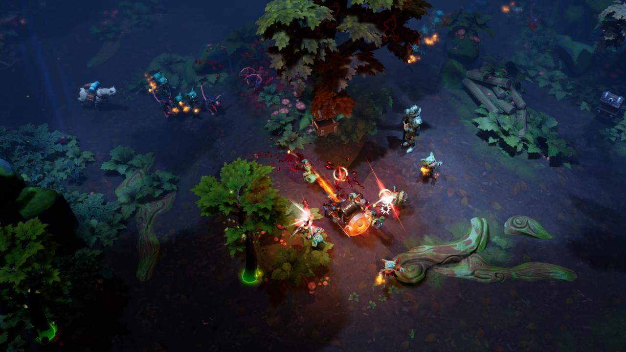 Torchlight III hits Steam Early Access and it doesn't look good