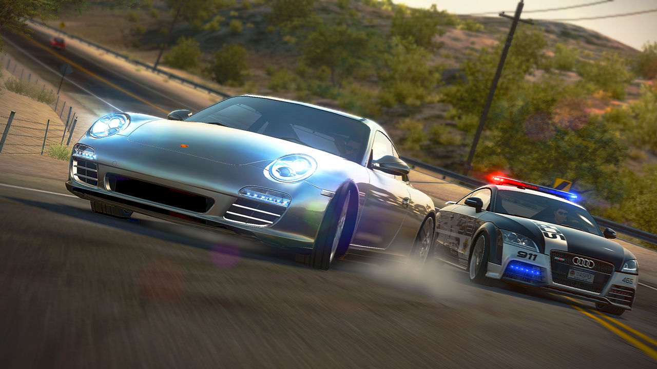 Need For Speed: Hot Pursuit game đua xe trên Steam