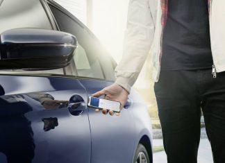 Không cần chiếc chìa khóa vật lý nữa, sắp tới mọi người sẽ dùng điện thoại để mở khóa xe?