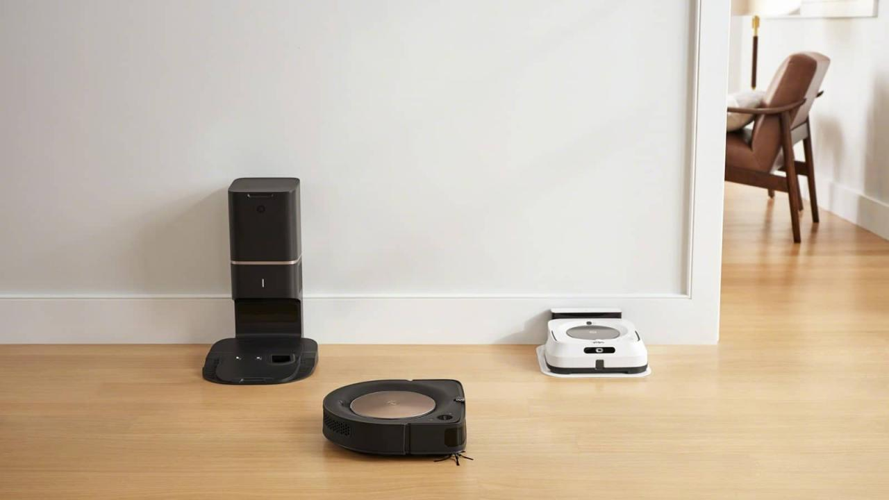 iRobot is back with a duo of home-cleaning robots to keep your ...
