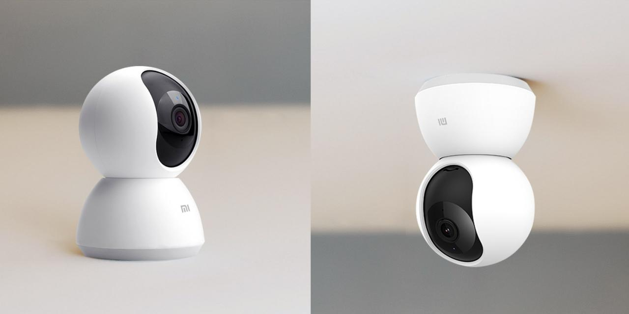Camera XIAOMI MI HOME SECURITY 360° 1080P