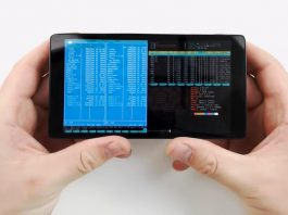Zero Terminal 3: mini PC nhỏ như smartphone, có cả pin và bàn phím