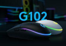 G102 Gen 2 Lightsync bản nâng cấp từ người anh huyền thoại