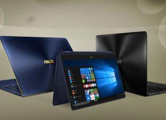 Asus ZenBook Flip S UX371 mới ra mắt: laptop 2 trong 1 cực linh động, dùng chip Intel thế hệ 11