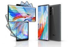 LG Wing ra mắt với hai màn hình, camera gimbal, chip Snapdragon 765G