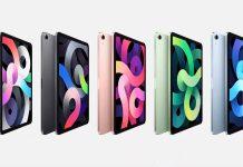 iPad Air với thiết kế mới, chipset A14 Bionic và sạc USB Type-C 20 W