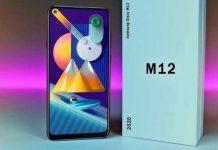 Samsung Galaxy M12 giá rẻ và pin 7000mAh - thông tin