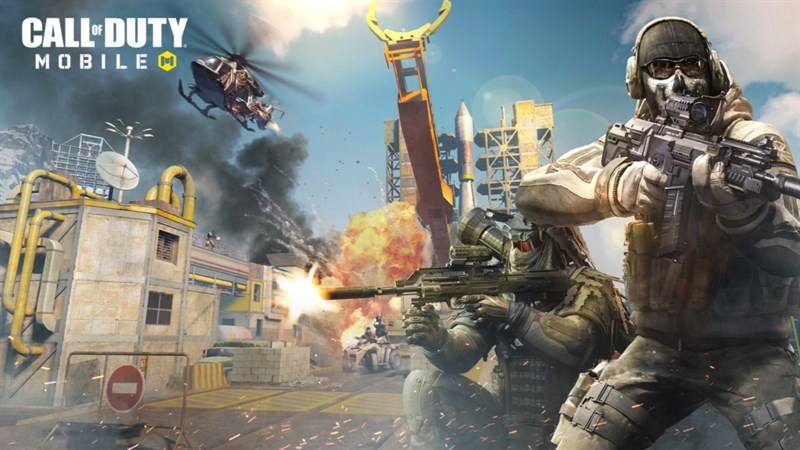 Call of Duty: Mobile - Top 5 game mobile hay