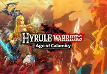 Hyrule Warriors: Age of Calamity tung trailer đưa người chơi trở về quá khứ