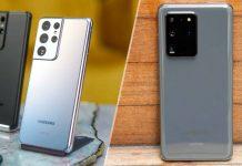 S21 Ultra và S20 Ultra - Mang anh em ruột nhà Samsung lên bàn cân
