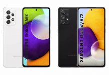 Galaxy A52 và A72 ra mắt tại Ấn Độ vào giữa tháng 3 năm 2021?