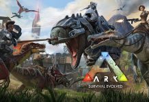 Ark: Survival Evolved có trở nên đa nền tảng trong 2021