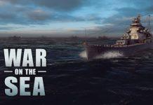 """War On The Sea tựa game """"hải quân"""" hiếm hoi cho anh em"""