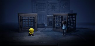 Little Nightmares Complete Edition game kinh dị giải đố