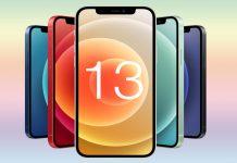 Iphone 13 ra mắt với nhiều cải tiến