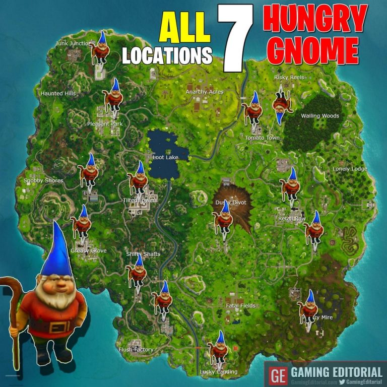 hungry gnomes