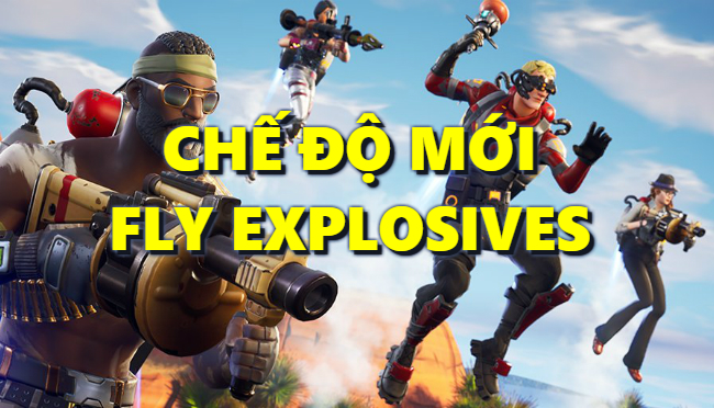 Fly Explosives