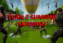 Summer Skirmish week 2