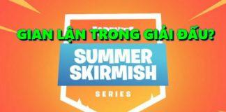 summer skirmish