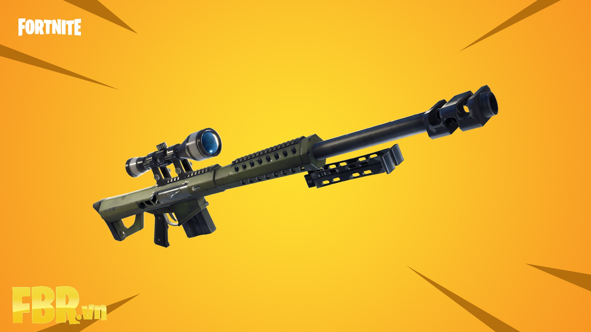 Heavy Sniper Rifle