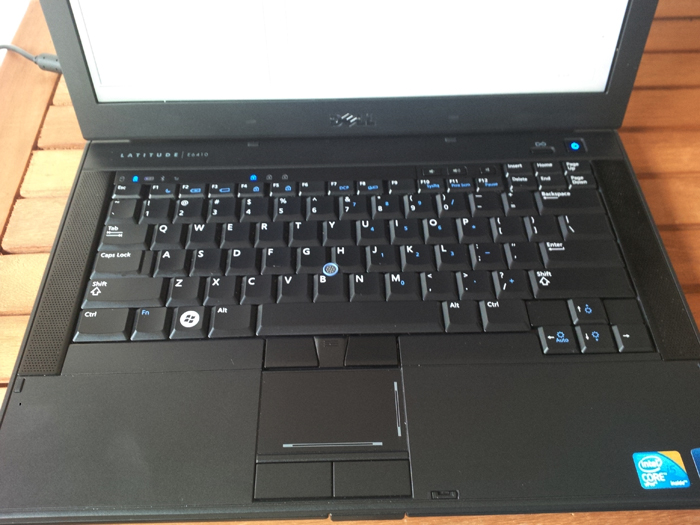 Laptop Dell Latitude E6410 hình 7