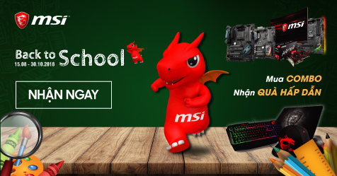MSI – Back to School