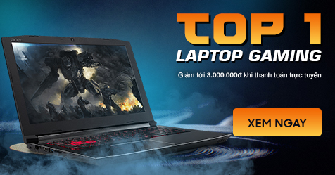 """TOP 1"" Laptop Gaming"