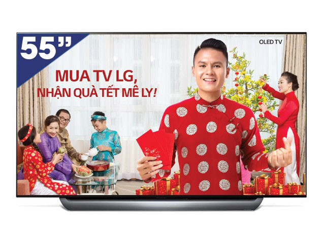 Smart Tivi Oled 4k Lg 55 Inch 55c8pta (model 2018)