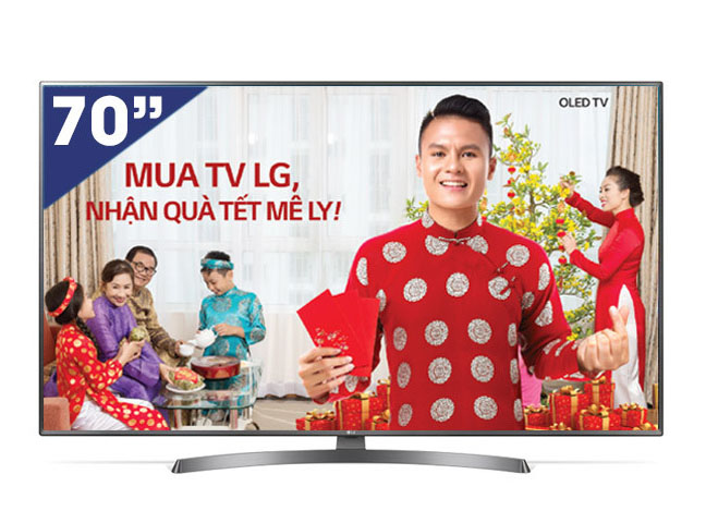 Smart Tivi 4k Lg 70 Inch 70uk6540pta