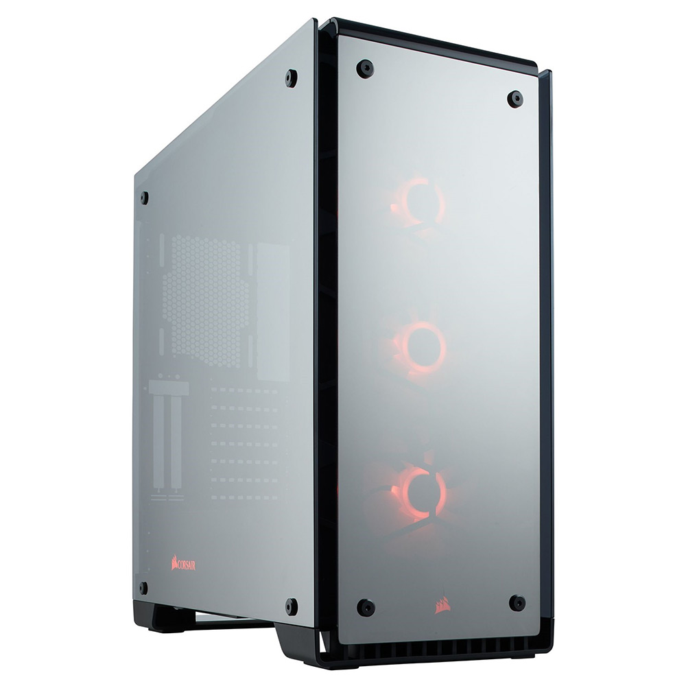 Thùng Máy/ Case Corsair Crystal 570x Mirror Special Edition Rgb -tempered Glass (cc-9011126-ww)