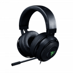 Tai nghe Razer Kraken V2 Over-ear 7.1 Surround Sound Gaming USB/3.5mm Led (Đen) (RZv0009)