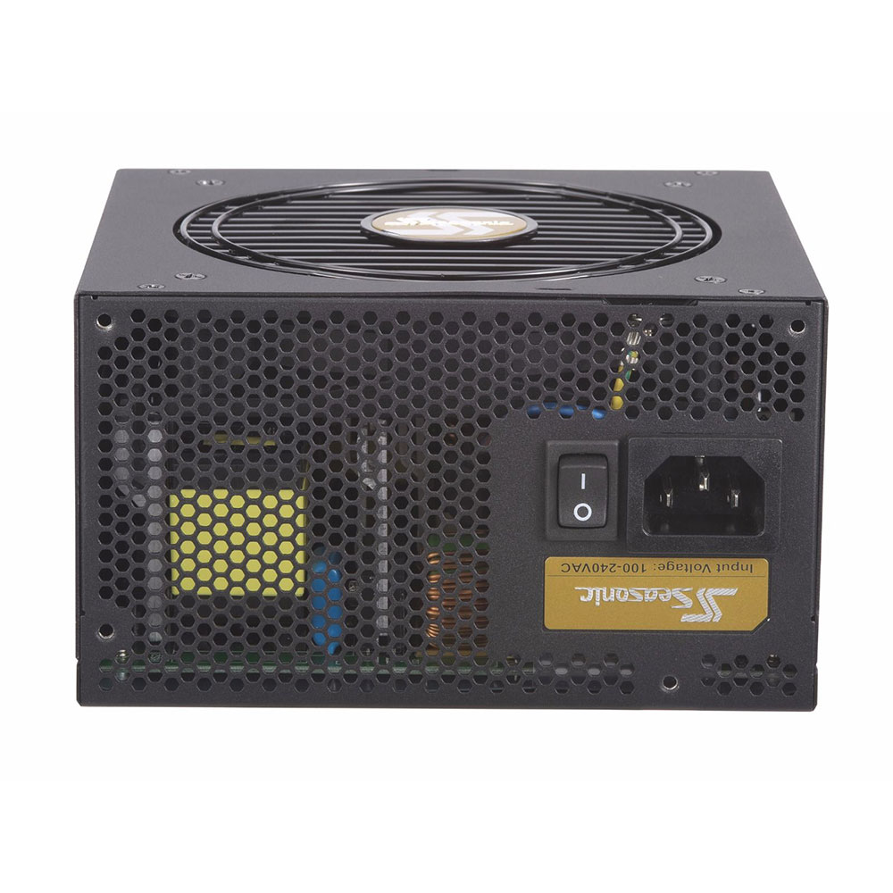 Nguồn/ Power Seasonic 550w Focus Fm-550 - 80 Plus Gold