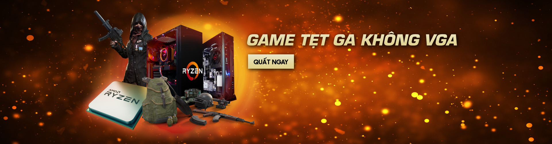 Build PC - Chiến game tẹt ga