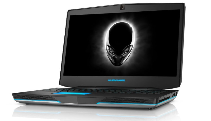 laptop dell alienware