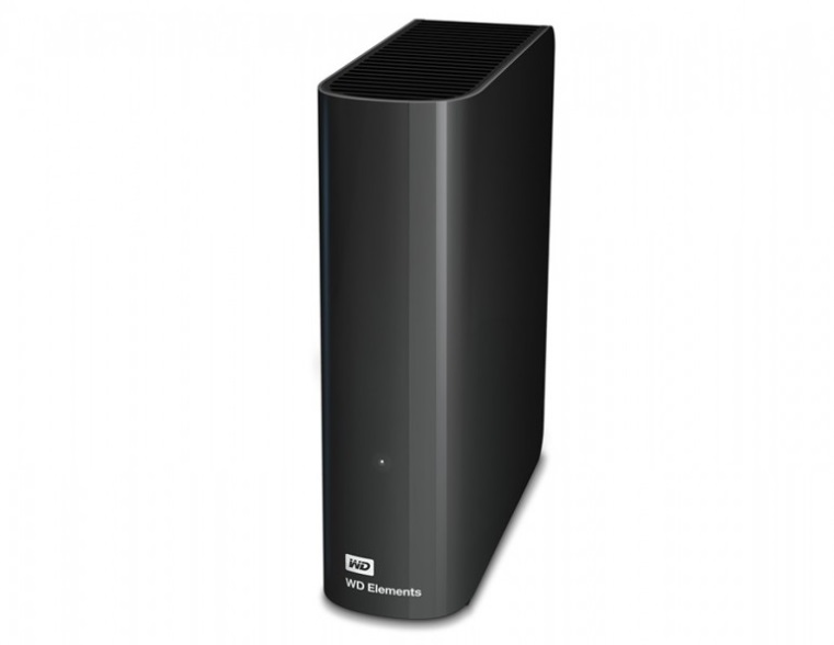 "Ổ cứng HDD WD 3TB Elements+Box 3.5"" 3.0"