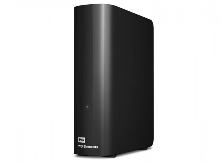 Ổ cứng HDD WD 3TB Elements+Box 3.5