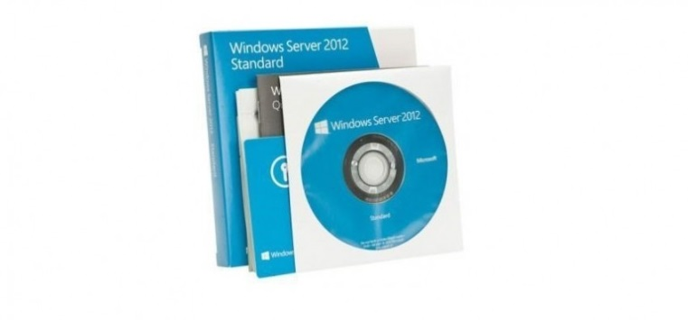 Win Server Std 2012 64bit English 1pk DSP OEI DVD 2CPU/2VM (P73 - 06165)