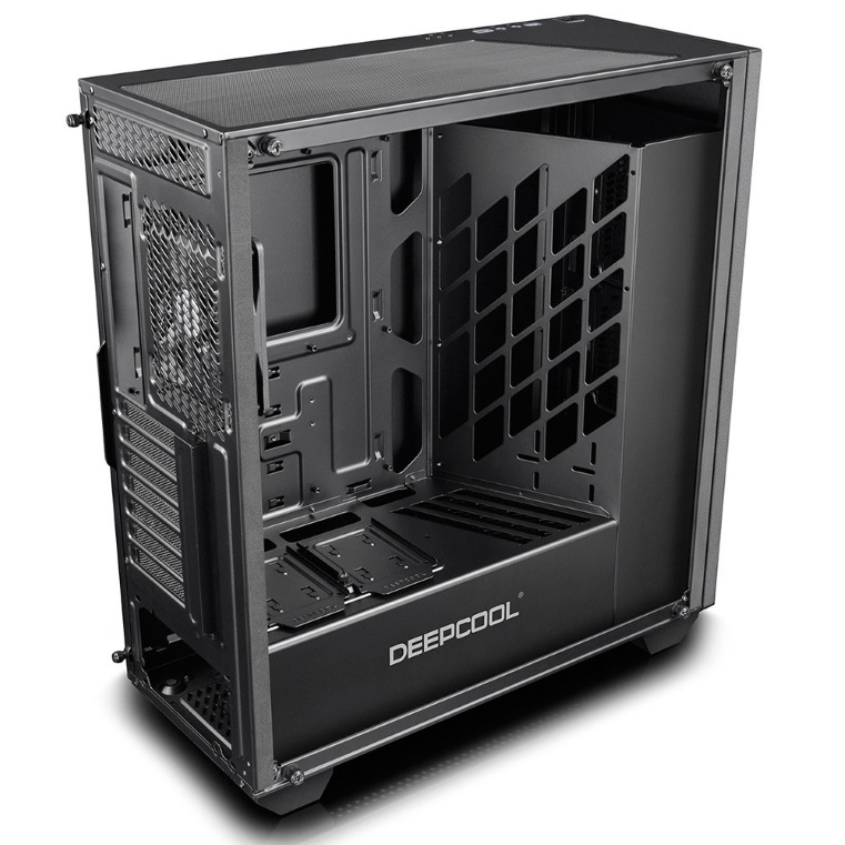 Thùng máy Case Deepcool Earlkase RGB Tempered Glass