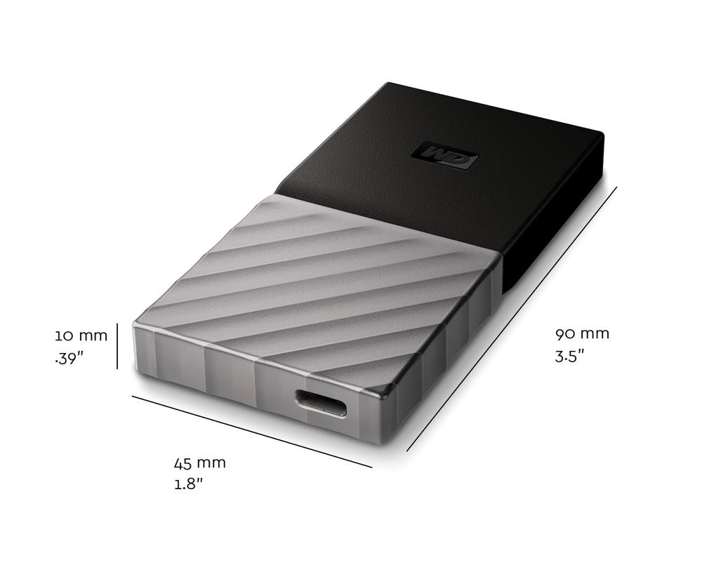 External SSD Western Digital My Passport