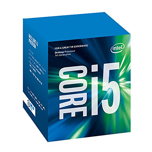 CPU Intel Core i5-7600 3.5 GHz / 6MB / HD 630 Series Graphics / Socket 1151 (Kabylake)